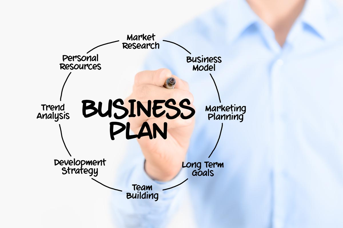 Find someone to write my business plan